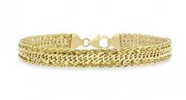 Carissima Gold Damen Armband 9 Karat (375) Gelbgold 180 mm 1.22.1981 - 1