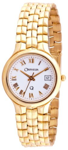 Orphelia Damen-Armbanduhr 18 Karat 750 Gelbgold 49 Gramm mon-7024 - 1