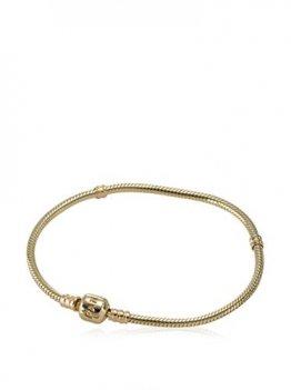 Pandora Damen-Armband 14 Karat (585) Gelbgold KASI 55702-19 - 1