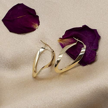Carissima Gold Damen - Ohrringe 18 k (750) Rundschliff Diamant 7.53.9099 - 3